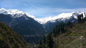 Tosh, Himachal Apr 2016