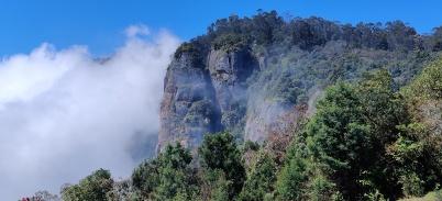 Pillar Rocks, Kodaikanal Jan 2020